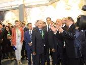 رئيس المجلس الدستورى الأعلى بكازاخستان يزور جناح مصر بمعرض أكسبو استانة