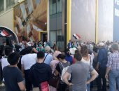 المفوض المصرى فى معرض أكسبو أستانة يزور جناح الأرجنتين