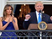 ترامب وزوجته ينفيان ادعاءات إهانة الجيش الأمريكى