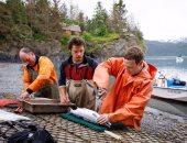 مارك زوكربيرج يزور ولاية ألاسكا ويصطاد السمك ضمن تحدى 2017