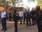 بالصور..الشرطة تحاصر البؤر الإجرامية بقنا وتضبط 15 بندقية و205 متهمين