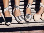 10 أخطاء شائعة تجنبى الوقوع فيها عند شراء أحذية الصيف