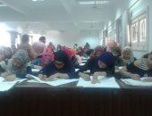 """55 طالبا ينجحون باختبارات قدرات """"نوعية القاهرة"""".. و89 يؤدون الامتحان اليوم"""