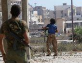 أمير تنظيم أنصار الشريعة فى ليبيا يدعو الإرهابيين لمواصلة القتال ضد الجيش