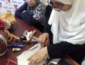 القومى للمرأة بالإسكندرية يطلق برنامج تمكين اقتصادى وتوعية صحية بغيط العنب
