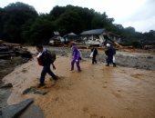 غرق 500 منزل بشمال شرق اليابان بسبب هطول الأمطار الغزيرة