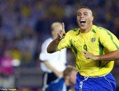 نجل رونالدو يبدأ مسيرته مع منتخب البرازيل فى أولمبياد اليهود