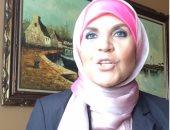 ايات العرابى تنقلب على قطر : تميم يمنح الأموال لمن يسبون صحابة الرسول