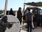 استقرار الحالة الأمنية بقرية الشوبك بالصف بعد مشاجرة بسبب الثأر