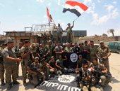 """مقاتلو """"داعش"""" يلقون أنفسهم فى نهر دجلة أمام تقدم القوات العراقية بالموصل"""