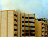 بالصور..حريق فى وزارة المالية بالسلفادور.. والسلطات تستعين بطائرات إطفاء