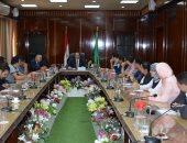 بالصور.. محافظ الدقهلية يلتقى أعضاء المجلس الاستشارى للمحافظة من الشباب