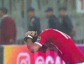 """عماد متعب لجماهير الأهلى بعد الفوز على القطن: """"أنتم فى القلب وعلى الرأس"""""""