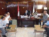 بالصور..رئيس مدينة الحامول:تشديد الرقابة على الأسواق وتشغيل مينى باص للمنصورة