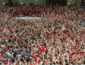 الأهلى يحصل على موافقة الأمن لحضور 40 ألف مشجع مواجهة النجم الساحلى