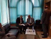 بالفيديو والصور.. وزير التنمية المحلية يصل القناطر الخيرية لبحث تطوير المدينة