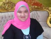"""والدة الطالبة آية طارق الثانية مكرر: """"أول مرة أفرح منذ وفاة زوجى"""""""