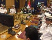 رئيس أكاديمية الشرطه يشهد ختام الدورة التدريبة الثانية للضباط المتدربين