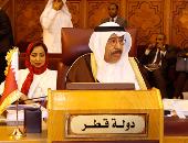 بالصور.. شاهد.. مندوب قطر لدى الجامعة العربية يتعرض لموقف محرج على الهواء