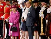الملكة إليزابيث تخلى غرفها الخاصة فى قصر بكنجهام لأعمال صيانة