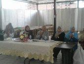 بالصور.. تكريم 70 طالبة متفوقة بمدارس التمريض فى بنى سويف