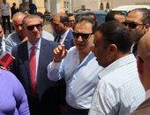 """وزير الصحة يشجع شباب """"مستقبل وطن"""" على دورهم الخدمى فى كفر الشيخ"""