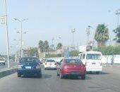 """""""المرور"""" تنتهى من أعمال تطوير طريق صلاح سالم اتجاه السيدة عائشة"""