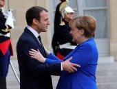 ميركل تزور باريس الجمعة لمناقشة مستقبل أوروبا مع ماكرون