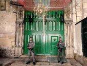 منظمة التحرير الفلسطينية تحذر من خطورة اقتطاع الجزء الجنوبى من الأقصى