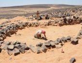 بالصور.. اكتشاف مقابر حجرية قديمة فى الأردن توفر معلومات عن طرق دفن الموتى