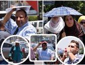 درجة الحرارة اليوم فى القاهرة والمحافظات وأمطار على سلاسل جبال البحر الأحمر