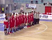 مصر تفوز على الجزائر ببطولة أفريقيا لناشئى السلة