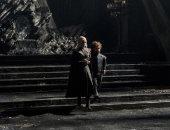 بيتر دنكليج ينشر صورة من تريلر الموسم السابع لمسلسل game of thrones