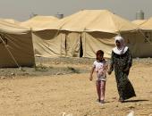 العراق ينفى ما تردد بشأن نقل أسر الدواعش من مخيم الهول السورى لمخيمات نينوى