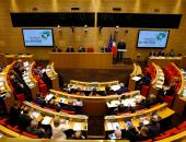 الشيوخ الفرنسى يقر خطة إصلاح قطاع السكك الحديدية رغم الإضرابات