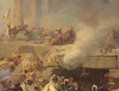 """بالصور.. بيع لوحات المستشرقين عن مصر فى كريستى أشهرها """"معركة هليوبوليس"""""""