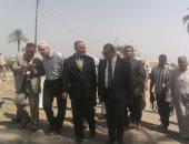 وزير الرى: إجراءات الحكومة بجزيرة الوراق تهدف حماية المواطنين