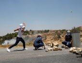 الاحتلال يصيب فلسطينيا ومتضامنا إسرائيليا بالرصاص المطاطى فى رام الله