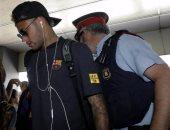 بالفيديو.. بعثة برشلونة تطير إلى أمريكا للمشاركة فى كأس الأبطال الودية