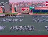 غدا.. الرئيس السيسى يشهد حفل تخرج دفعة جديدة من طلاب كلية الشرطة