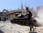 استشهاد 14 من قوات الجيش الليبى فى هجوم إرهابى قرب مدينة سرت