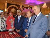 محافظ البحر الأحمر يفتتح معرض دعم المنتج المصرى والصناعات الحرفية للتصدير
