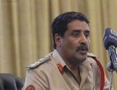 القيادة العامة للجيش الليبى تتابع مجريات الأحداث فى المنطقة الغربية