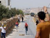 اندلاع مواجهات جديدة بين الفلسطينيين وقوات الاحتلال فى باب الأسباط