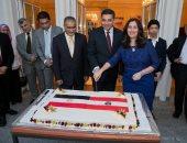 بالصور.. السفارة المصرية فى فيينا تحتفل بذكرى ثورة 23 يوليو المجيدة