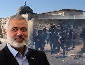إسماعيل هنية لملك الأردن: الانقسام خلف ظهورنا وجادون فى تطبيق المصالحة