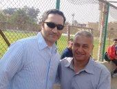 """كواليس 120 دقيقة لـ""""علاء مبارك"""" داخل النادى الأهلي"""
