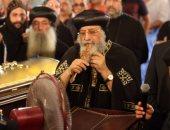 """البابا تواضروس: ذهبت وشيخ الأزهر لمرسى لنطمئن على مصر فوجدناه """"غير مدرك"""""""