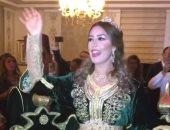 ننشر صورا جديدة من حفل خطوبة الفنانة جنات