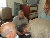 بالصور.. استمرار عمليات التصويت فى انتخابات الجمعيات المركزية بالإسماعيلية